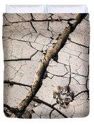 Blair Cracked Mud 1685 Duvet Cover