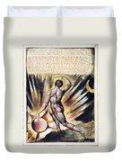 Blake: Jerusalem, 1804 Duvet Cover