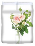 Rose Twigs Duvet Cover