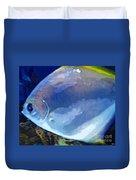 Blue Fish Duvet Cover