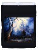 Blue Mood Duvet Cover