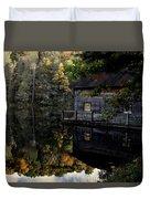 Boat-house Duvet Cover