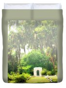 Bonaventure Cemetery Savannah Ga Duvet Cover by William Dey