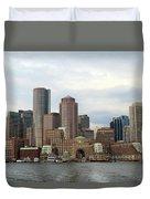 Boston Duvet Cover