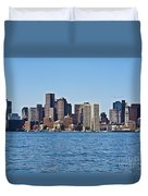 Boston Mar142 Duvet Cover