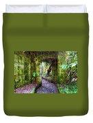 Botanic Garden - Bogota Duvet Cover