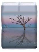 Botany Bay Sunset Duvet Cover