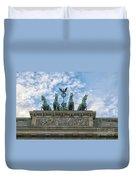 Brandenburger Gate, Berlin Duvet Cover
