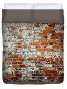 Brick Wall Duvet Cover