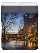 Bricktown Duvet Cover