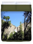 Bridal Falls Rainbow Duvet Cover