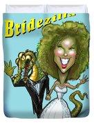 Bridezilla Duvet Cover