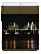 Bridges Duvet Cover