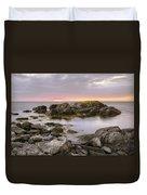 Brigus South Sunrise Duvet Cover