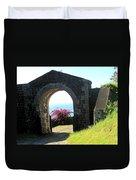 Brimstone Gate Duvet Cover