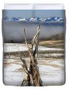 Bristlecone Fog And Sierra Nevada 1 Duvet Cover