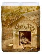 Brutis Duvet Cover