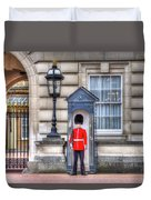 Buckingham Palace Queens Guard Duvet Cover