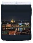 Budapest, Danube River, Hungary Duvet Cover