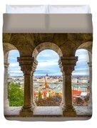 Budapest - Hungary Duvet Cover