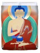 Buddha Kashyapa Duvet Cover
