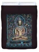 Buddhist Deity Duvet Cover