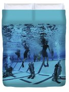Buds Students Participate In Underwater Duvet Cover
