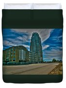 Buffalo Central Terminal Duvet Cover