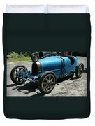Bugatti Oldtimer Duvet Cover