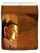 Burmese Buddha Duvet Cover