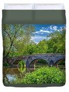 Burnside Bridge, Antietam Duvet Cover