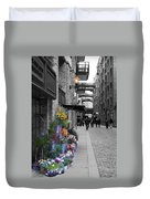 Butlers Wharf London Duvet Cover