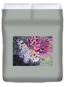 Butterfly Enchantment Duvet Cover