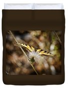 Butterfly Duvet Cover by Kelley King