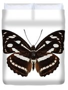 butterfly species Athyma reta moorei Duvet Cover