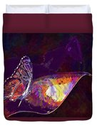 Butterfly Wings Insect Nature  Duvet Cover
