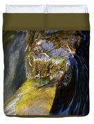 By The Mill. Water Duvet Cover