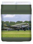 C-46 Commando Tinker Belle Duvet Cover