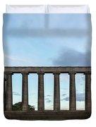 Calton Hill - Edinburgh Duvet Cover