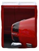 Camaro Duvet Cover