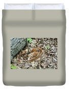 Camouflaged Fawn Duvet Cover