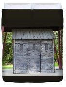Camp Randall Stockade - Madison Wisconsin Duvet Cover