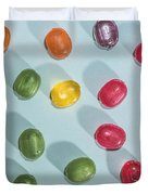 Candy Scattered Duvet Cover
