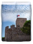 Cannes, French Riviera Duvet Cover