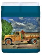 Canyon Concrete 2 Duvet Cover