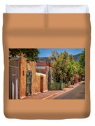 Canyon Road Color Duvet Cover