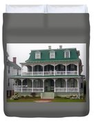Cape May Victorian Duvet Cover