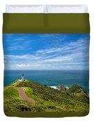 Cape Reinga Duvet Cover