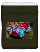 Car Ride Duvet Cover