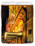 Carnegie Hall Duvet Cover